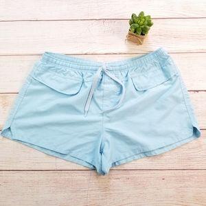 Body Glove M Pastel Blue Thin Soft Board Shorts
